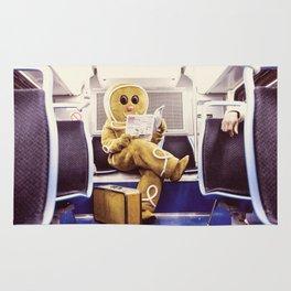 Gingerbread Man At Large Pt3 Rug