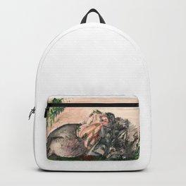 you won't wake up alone Backpack