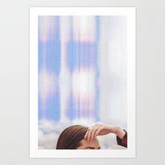 Elle #23 Art Print