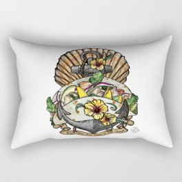 Taco Bout Love Rectangular Pillow
