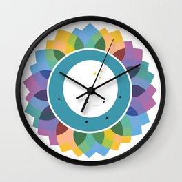 Tortilla Wall Clock