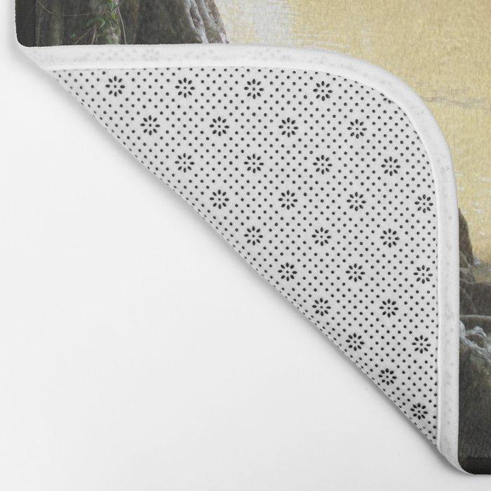 Fabric Bath Mat