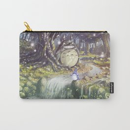 Totor o's Paradise Carry-All Pouch