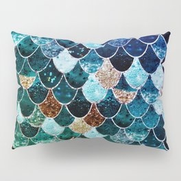 REALLY MERMAID TIFFANY Pillow Sham
