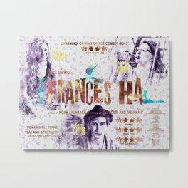 Frances Ha Metal Print