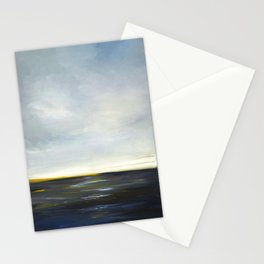 The object of your search is deep under water Stationery Cards