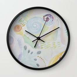 rock out Wall Clock