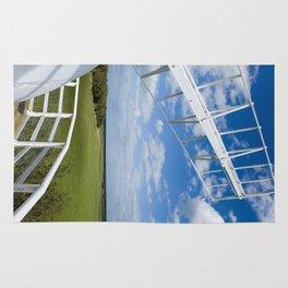 Horsey Windpump - Windmill Rug