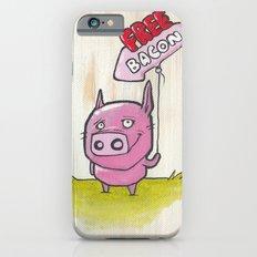 Free Bacon iPhone 6s Slim Case