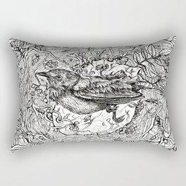 Nest for Heart Rectangular Pillow