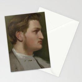 Portrait of Paul Valpinçon Stationery Cards