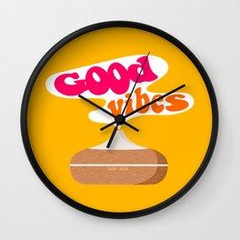 modern day genie lamp Wall Clock