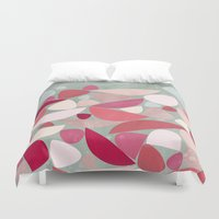 bed Duvet Covers featuring Sea Bed by Nic Squirrell