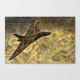 273 Vulcan XH558 Canvas Print