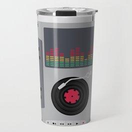 Music Mix Travel Mug