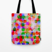 circles Tote Bags featuring *Circles***** by Mr and Mrs Quirynen