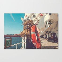 Mary Celeste Pt II Canvas Print