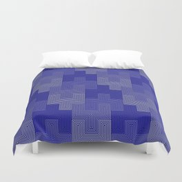 Op Art 65 Duvet Cover