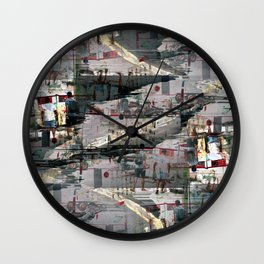 Think grief obfuscation inklings. Wall Clock