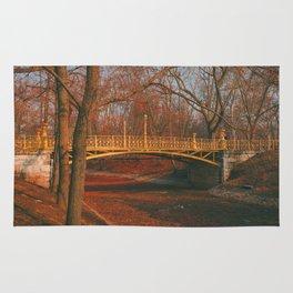 Golden Bridge Rug