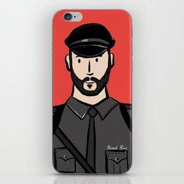 Beard Boy: Alberto iPhone Skin