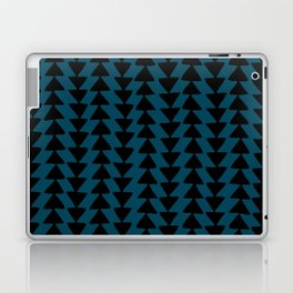 Blue Arrows Laptop & iPad Skin