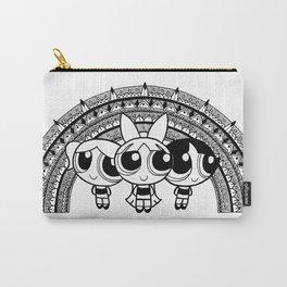 Powerpuff Mandala Carry-All Pouch