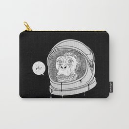 One Small Step, One Giant Ape Carry-All Pouch
