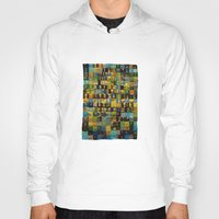 turquoise Hoodies featuring Turquoise by Pani Grafik