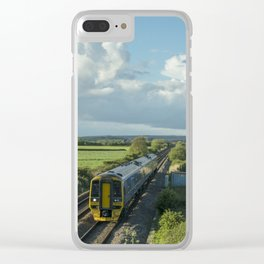 Brean Sprinter Clear iPhone Case