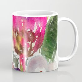 exotic flowers and more Coffee Mug