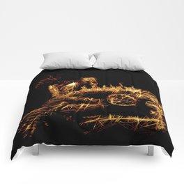 Late Regrets Comforters