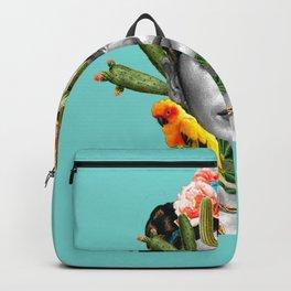 frida cactus Backpack
