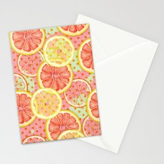 Fresh & Fruity Stationery Cards