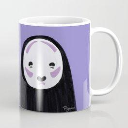 No-face Contour Coffee Mug