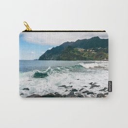 Pearl of the Atlantic Carry-All Pouch