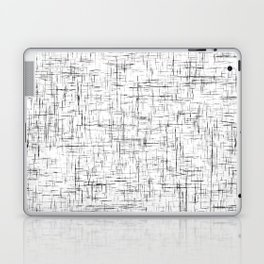 Ambient 77 in B&W 1 Laptop & iPad Skin