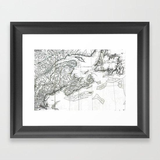 New Britain Framed Art Print