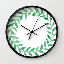 Leaf Series Wall Clock