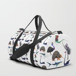 Australian animals Duffle Bag