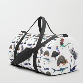 Australian animals Duffle Bag