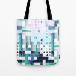 glytchwwt Tote Bag
