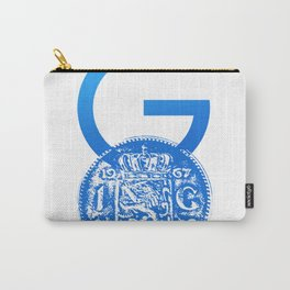 Crypto gulden symbol Carry-All Pouch