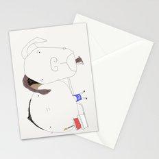 Pet birthday Stationery Cards