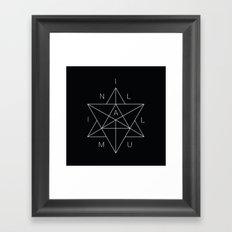 ddseee Framed Art Print