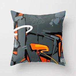 TREASURE Throw Pillow