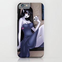 Cute Vampire iPhone Case