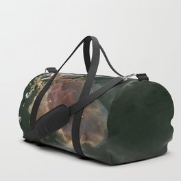 Surfing Jellyfish Duffle Bag