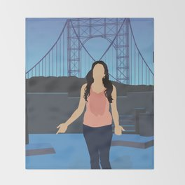 NINA – IN THE HEIGHTS Throw Blanket