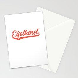 Eifelkind Eifel Liebe Heimat Shirt Design Stationery Cards